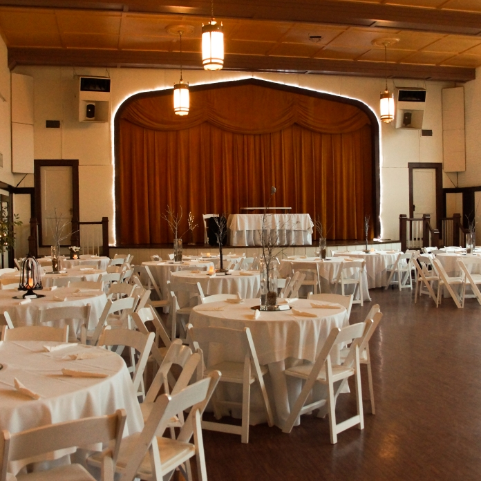 Winter Wedding - Reception